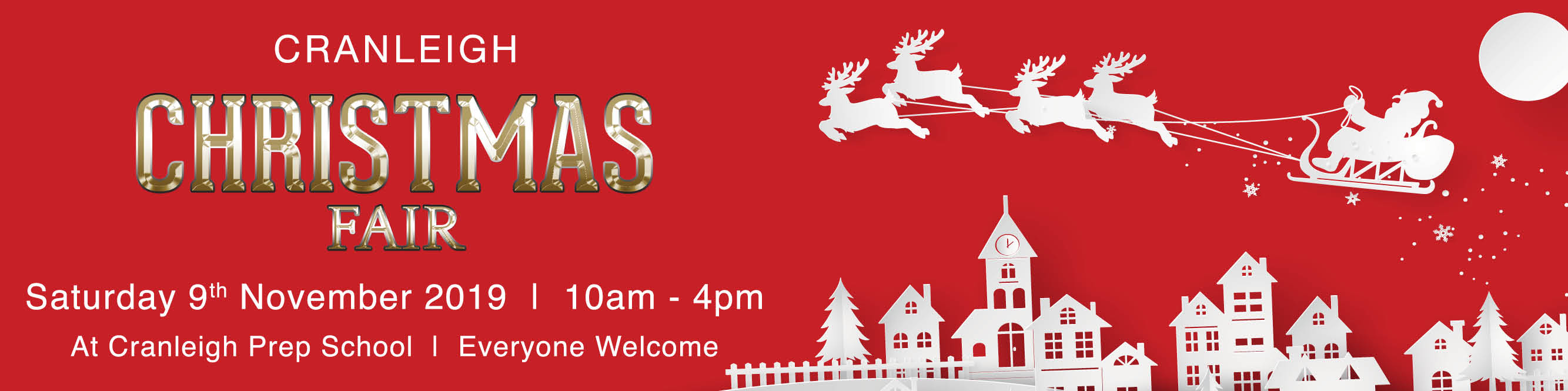 Cranleigh Christmas Fair 2019